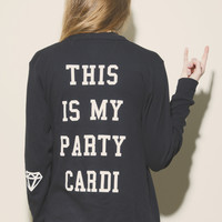 Party Cardi | declared