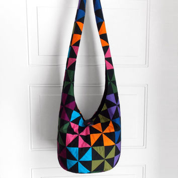 Best Patchwork Hobo Bags Products on Wanelo 0e02ac54f441c