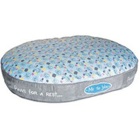 Yummi Pet Me To You Dog Bed Oval Small