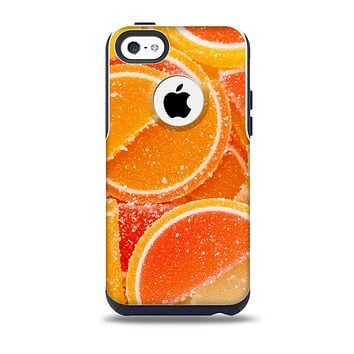 Orange Candy Slices Skin for the iPhone 5c OtterBox Commuter Case