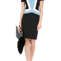 Emilio Pucci - Stretch Wool Dress