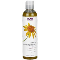 NOW Foods Solutions Arnica Warming Relief -- 8 fl oz