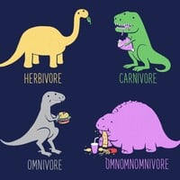 """Omnomnomnivore"" - Threadless.com - Best t-shirts in the world"