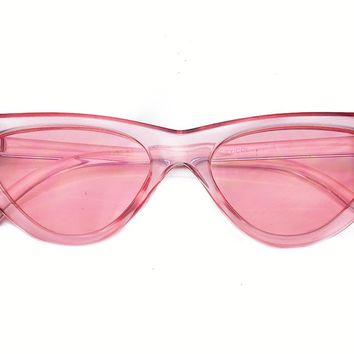 Barbie Pink 60's Glasses