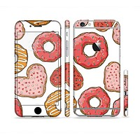The Vectored Love Treats Sectioned Skin Series for the Apple iPhone 6