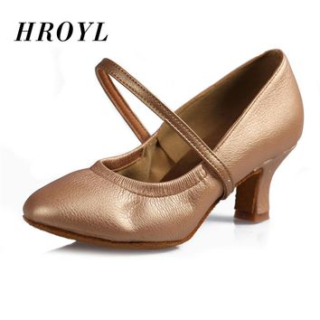 Hot selling Closed Toe Modern Dance Shoes Salsa Ballroom Tango Latin Shoes For Dance Girls Ladies Women Free Shipping Dance