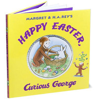 Happy Easter, Curious George Book