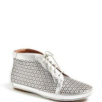 Women's Gentle Souls Flower Perforated Sneaker
