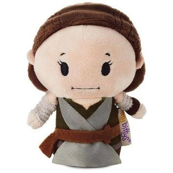 itty bittys Star Wars The Last Jedi Rey Stuffed Animal Limited Edition