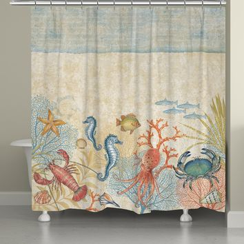 Oceana Shower Curtain