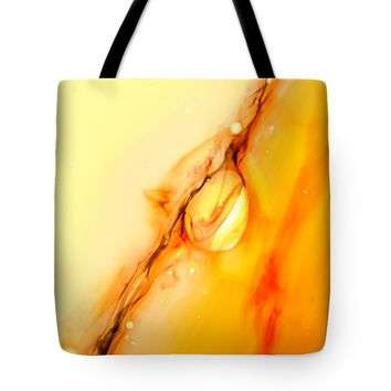 "Abstract colors. Tote Bag for Sale by Jan Brons (18"" x 18"")"