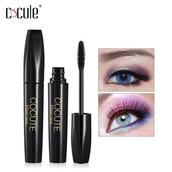 High Quality Mascara Extension Volume Lengthening Brand Eye Mascara Curling Black Waterproof Lash Mascara for Women Fiber 3D Eye