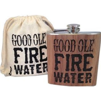 Good Ole Fire Water Flask