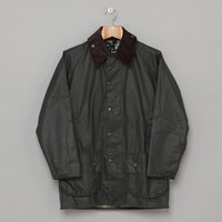 Barbour Beaufort Jacket (Sage) | Oi Polloi