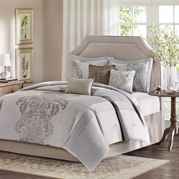 Madison Park Novak 7 Piece Comforter Set