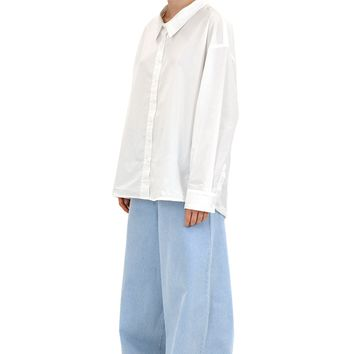 SOOP SOOP - SEEGO Wide Leg Denim Trousers
