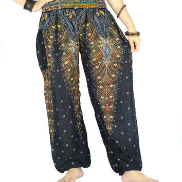 Gypsy pants  Elephant pants Thai pants Hippie clothes Palazzo pants Hippie pants Harem pants Elephant clothes