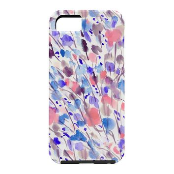 Jacqueline Maldonado Wild Nature Apricot Cell Phone Case