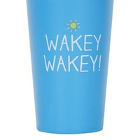 Happy Jackson Travel Mug - Blue