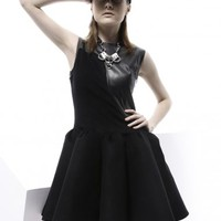 Taja Dress in Black