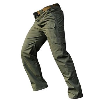 Urban Tactical  Ripstop Pants, Military Cargo Pants Mens clothing, Casual Army Pants, Airsoft Painball Trousers