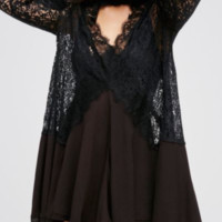 Tell Tale Lace Tunic - Free People