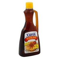 Cary's Sugar-Free Maple-Flavored Syrup - 24 oz