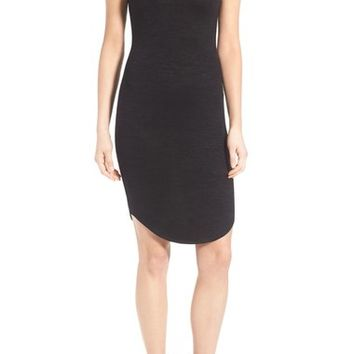 Leith Cowl Neck Sleeveless Dress | Nordstrom