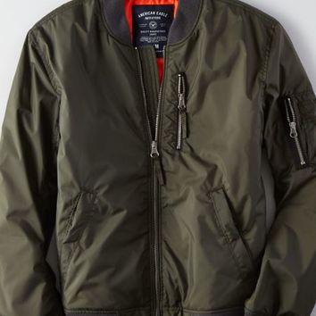 AEO Men's Bomber Jacket