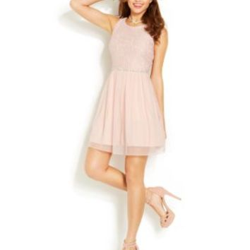 Speechless Juniors' A Line Dress | macys.com
