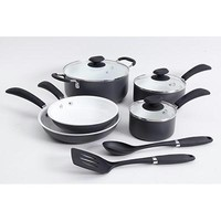 Eco Friendly Cookware 10pc Wht