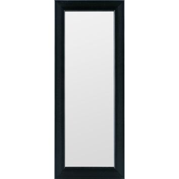 Black Wall Mirror - 4 Inch X 12 Inch
