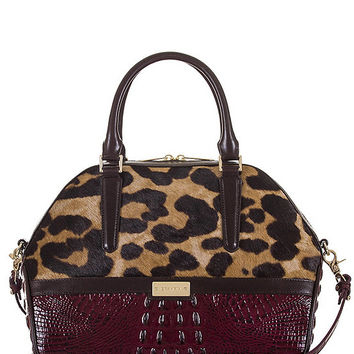 Brahmin Granada Collection Hudson Satchel | Dillards