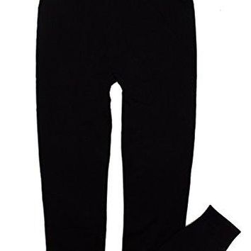 Covergirl Activewear Womens Premium Roll Top Leggings