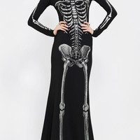 Urban Outfitters - Original Cult Skeleton Maxi Dress