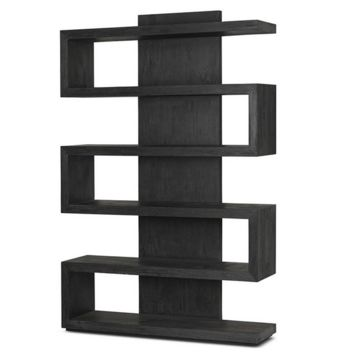 Brownstone Furniture Harrison Mink Bookcase