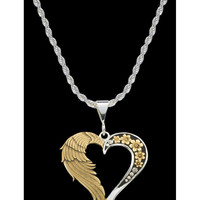 """Montana Silversmiths """"A Love Joined From Heaven and Earth"""" Necklace (NC1128)"""