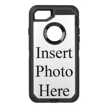 Personalized OtterBox Defender iPhone 7 Case