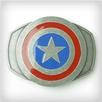 Marvel Captain America Belt Buckle