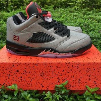 DCCKL8A Nike Air Jordan Retro 5 V Low Neymar AJ5 Men Sports Basketball Shoes