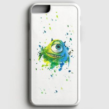 Monster Inc Mike Paint Brush iPhone 6 Plus/6S Plus Case | casescraft