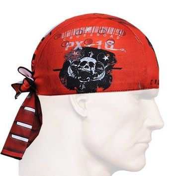 newest  Biker Cycling Bandana Pirates Scarf Headsweats teenager cool Hats Cycling Headwear Cap with skull