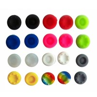 20 x Silicone Analog Controller Thumb Stick Grips Cap Cover For PS3 Xbox 360 Xbox One Game Accessories Replacement Parts