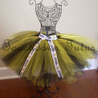 Iowa Hawkeyes Tutu by TouchdownTutus on Etsy