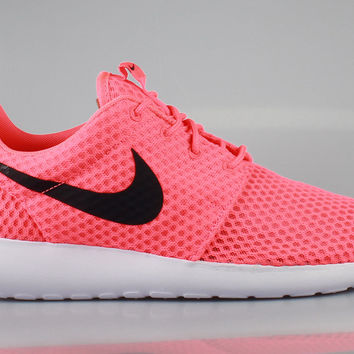 Nike Men's Roshe Run One BR Breeze Hot Lava