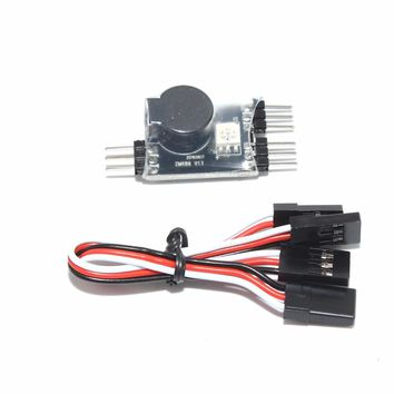 F18254 Multicopter Lost Alarm Finder buzzer Airplane Finder RC Tracker Tracer Hubschrauber Alarm Buzzer Tool For RC Helicopter