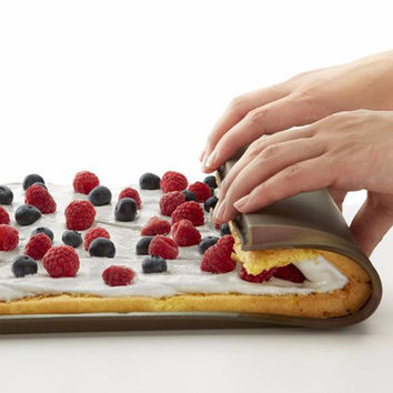 Nonstick baking pastry tools silicone baking rug mat kitchen accessories silicone mold swiss roll mat pad baking tools for cakes