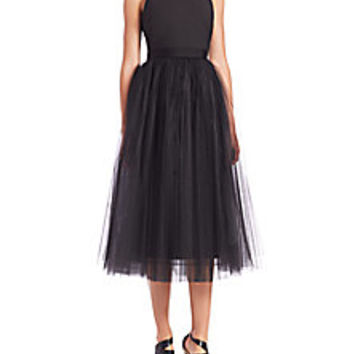 Elizabeth and James - Aneko Fit-&-Flare Tulle Dress - Saks Fifth Avenue Mobile