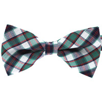 Tok Tok Designs Pre-Tied Bow Tie for Men & Teenagers (B55, T/C Cotton)