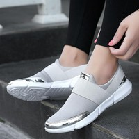 MWY Breathable Mesh Light Sneakers Women Spring Soft Sole dames schoenen Ladies Gym Shoes Casual Platform Shoes zapatillas mujer